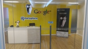 O 15º Programa de Aceleração é realizado no prédio do Google, na Faria Lima