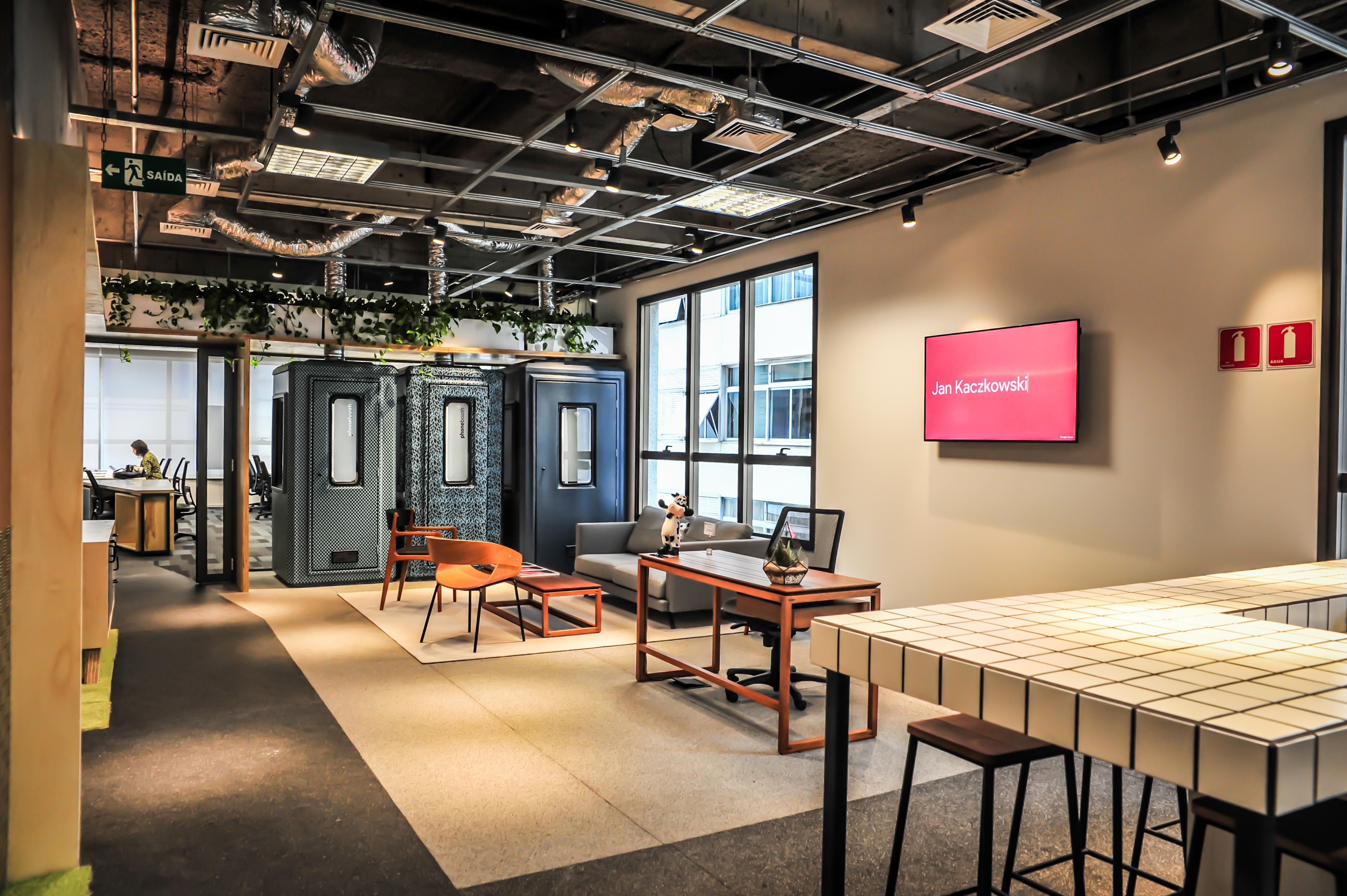 O novo espaço para empreendedores será inaugurado no dia 13 de junho.