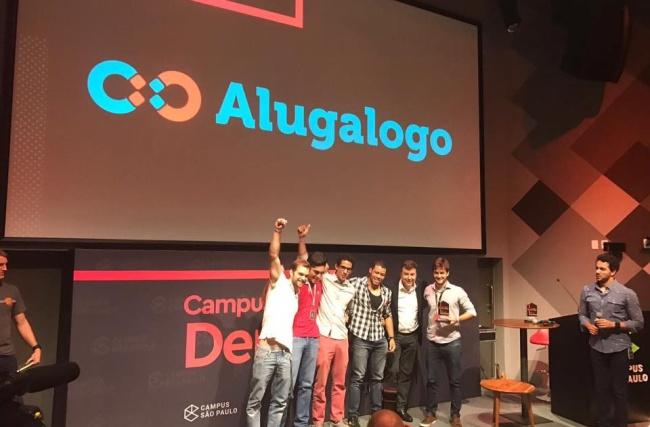 A Alugalogo é a vencedora do Demo Day de residentes do Campus São Paulo