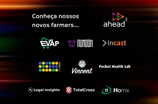 Conheça as selecionadas para o programa ahead² da Startup Farm – o nosso 20º programa!