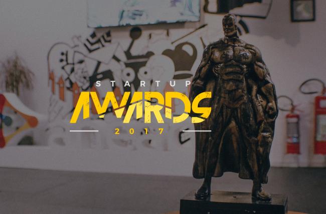 Startup Farm é eleita a Melhor Aceleradora no prêmio Startup Awards 2017